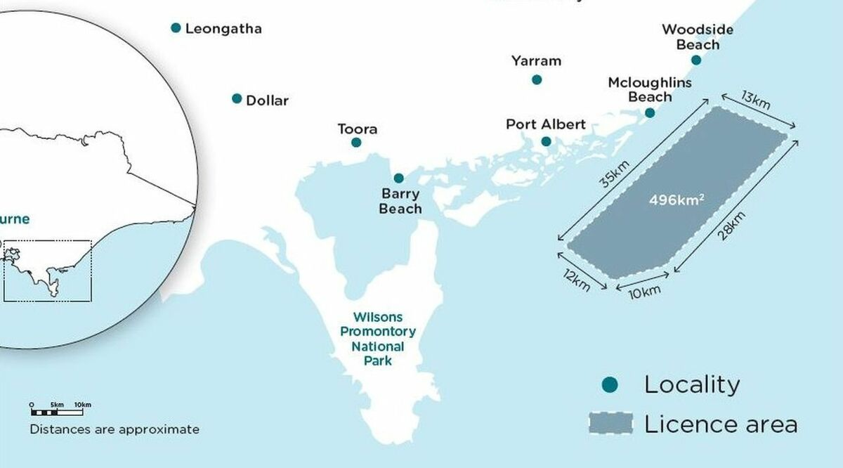 Investigations start for Australia's first offshore windfarm