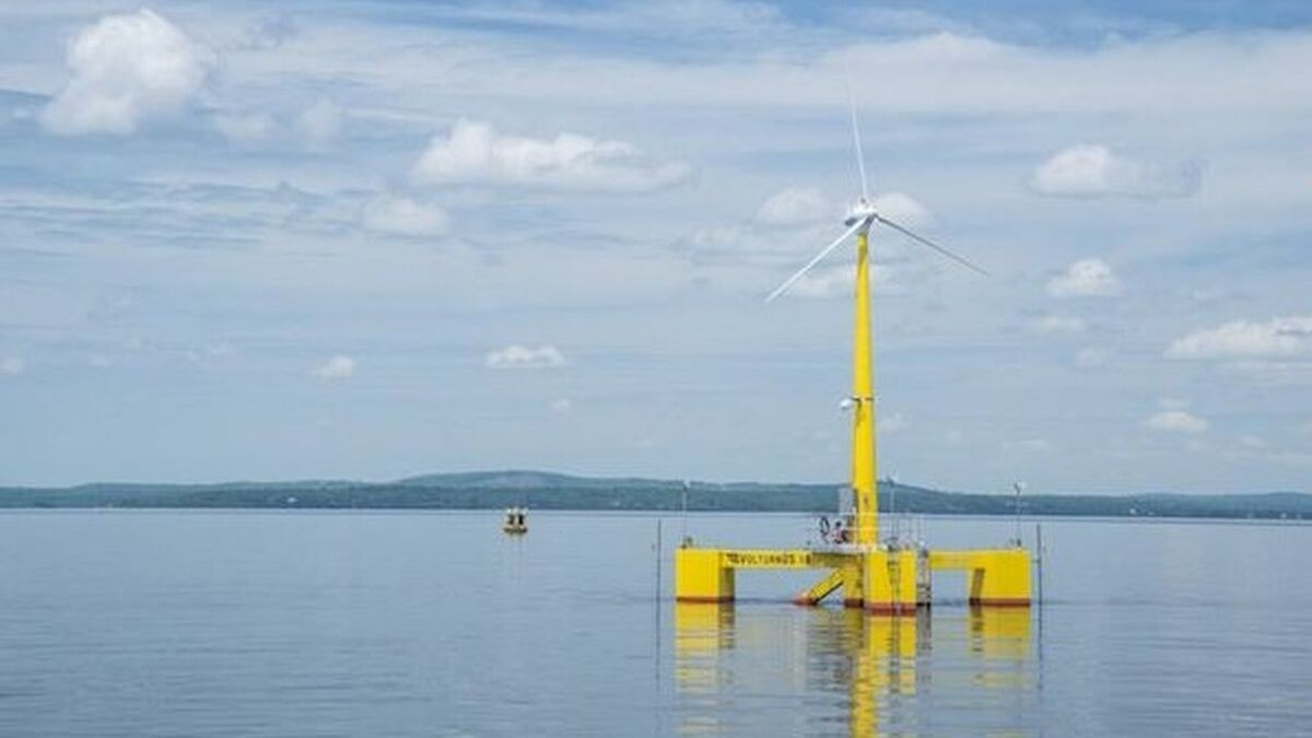 Aqua Ventus 1 could be the forerunner for much larger floating wind projects