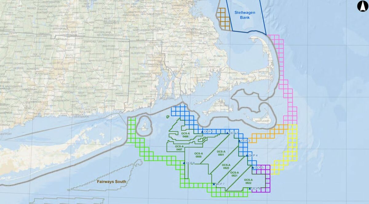Anbaric files plan to develop 16-GW offshore wind transmission system