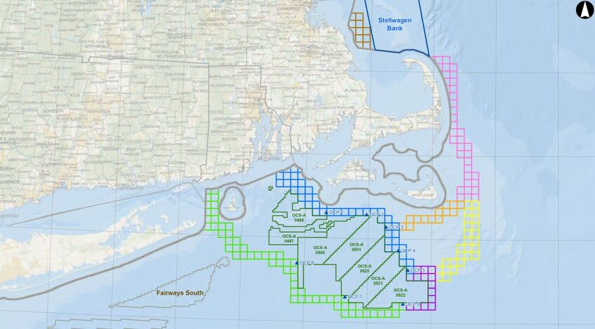 Anbaric's transmission system could eventually connect 16 GW of offshore wind to the grid