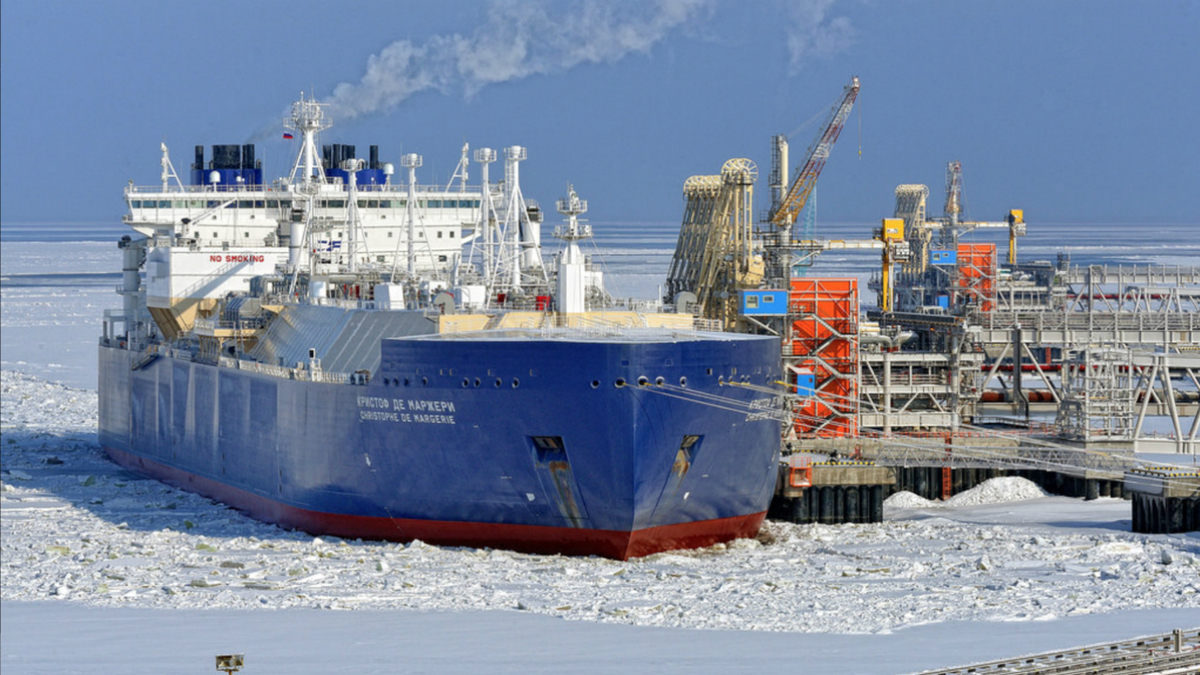First Arc7 LNG carrier to be built for Arctic LNG-2