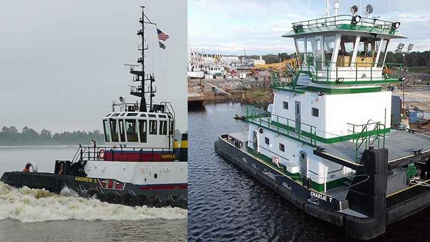 US owners invest in Mississippi tug fleets