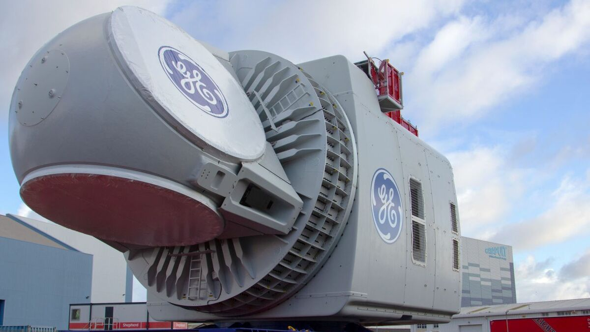 GE has invested around £15M in testing the Haliade-X in the UK