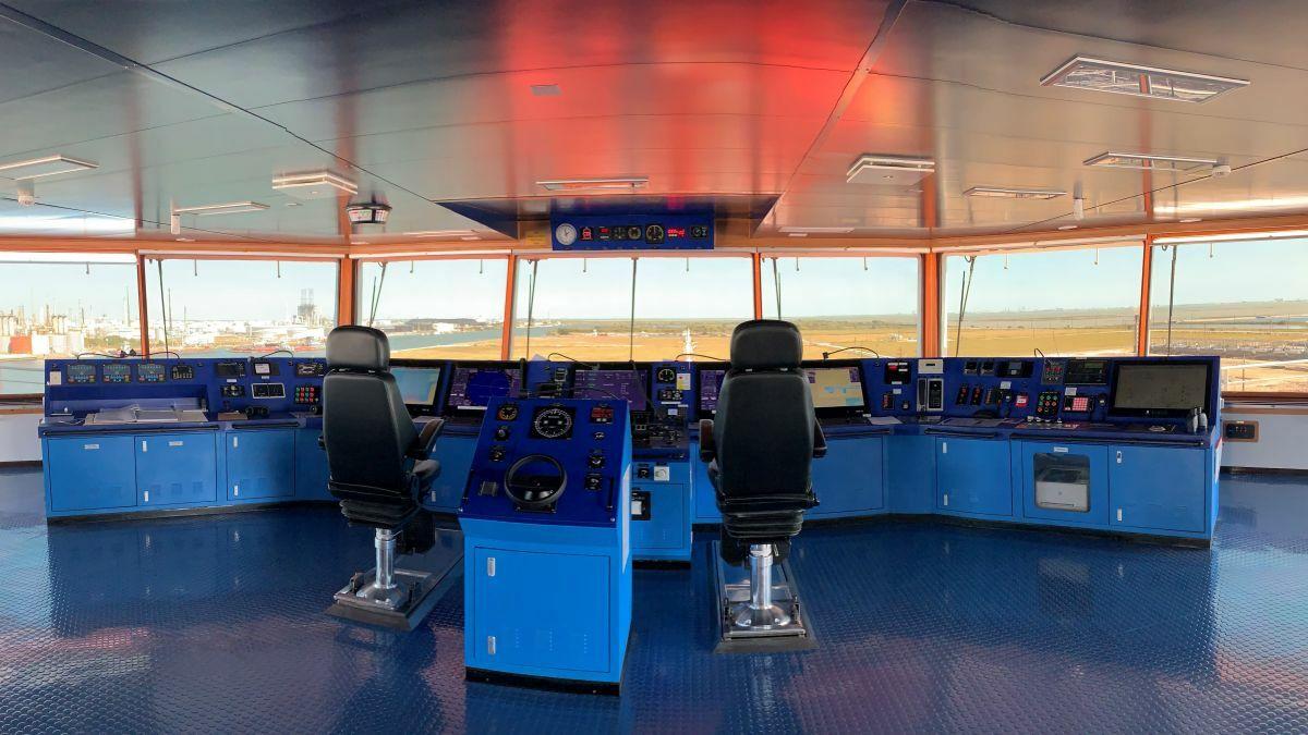 Odfjell has chosen Sperry to supply navigation equipment (image: Vanessa Helmer)