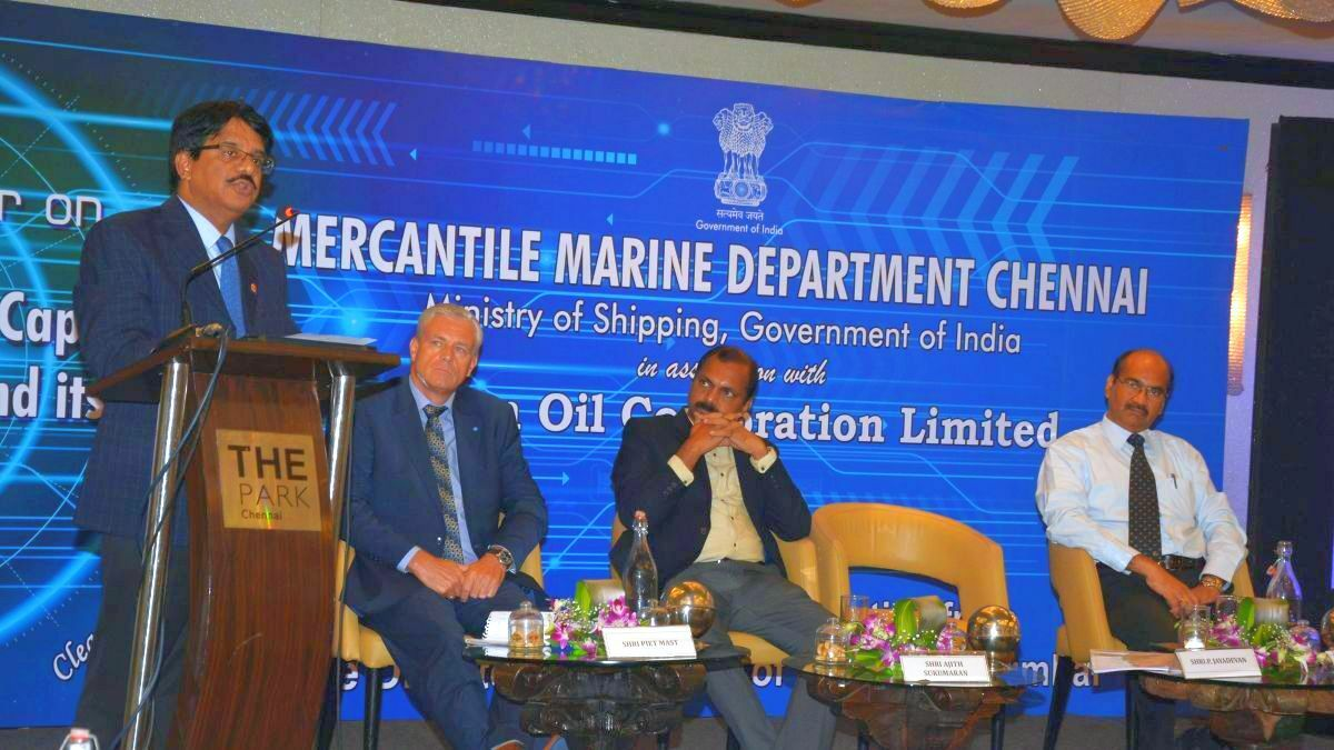 "India will apply a ""trust and common sense"" approach to IMO 2020, not the ""letter of the law"""