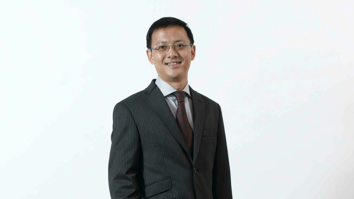 Industry leaders: James Tham, Managing Director, Penguin International