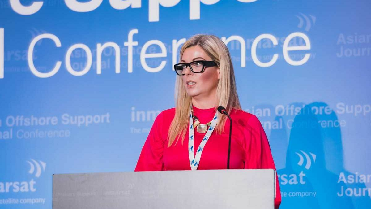 "Inger Louise Movler (Solstad Offshore): ""Crane capacity is of increasing interest"""