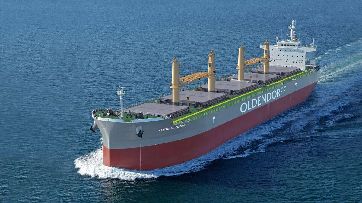 Oldendorff enlists MIT researchers to hit IMO emissions targets