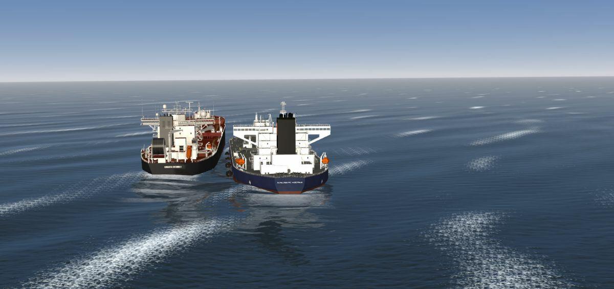 Seasim provides a human-factor assessment of shuttle tanker crews operating off Brazil