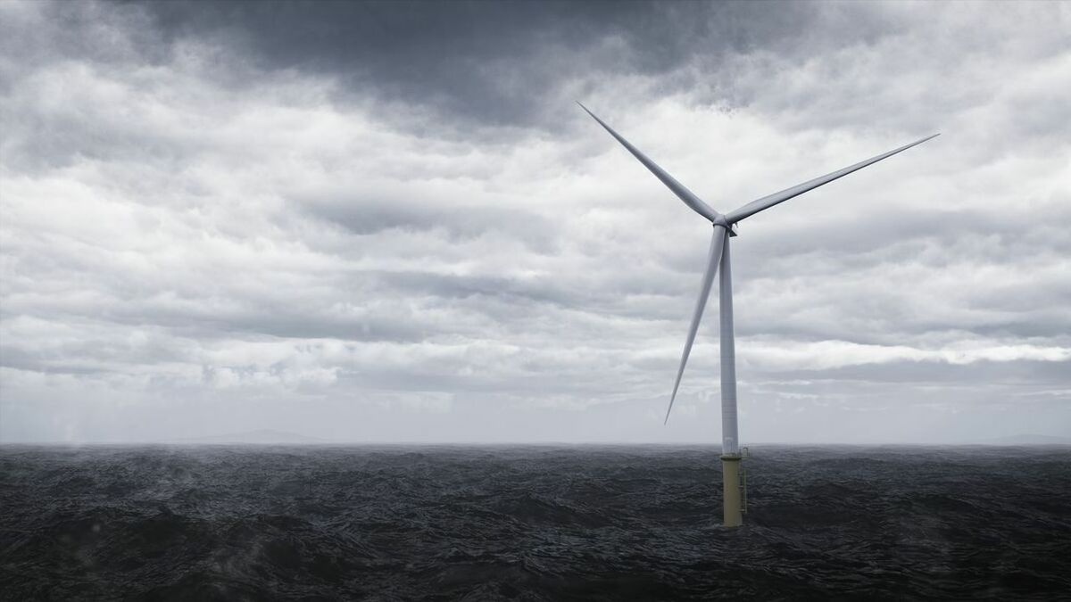 V174 turbines have been selected for the Hibikinada offshore windfarm