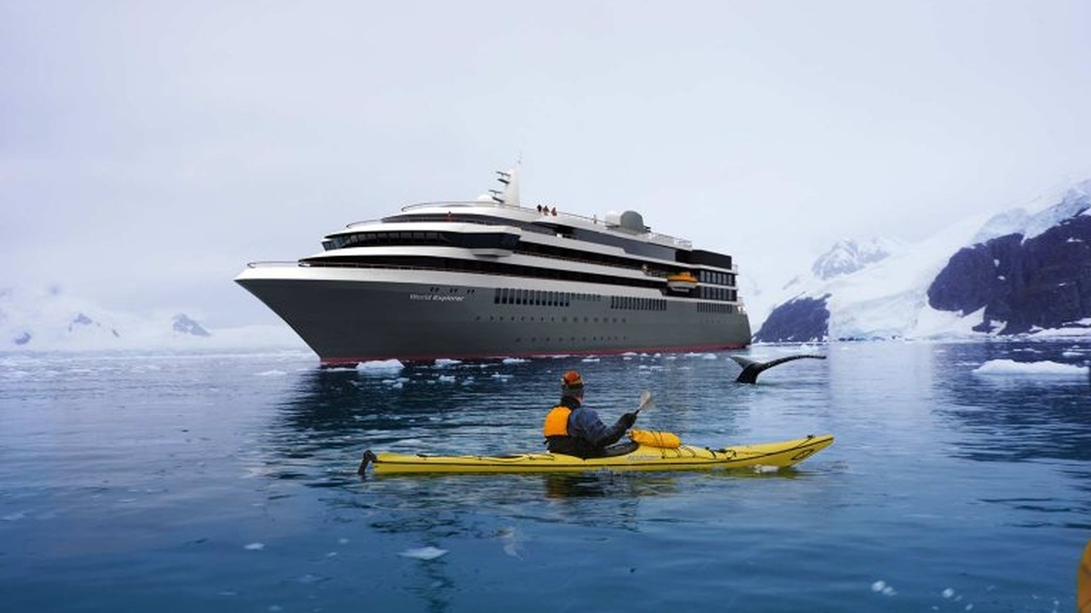 Mystic Cruises: first to use hydrojets on cruise ships