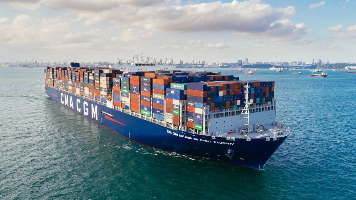 CMA CGM will continue its work in creating a sustainable network for shipping