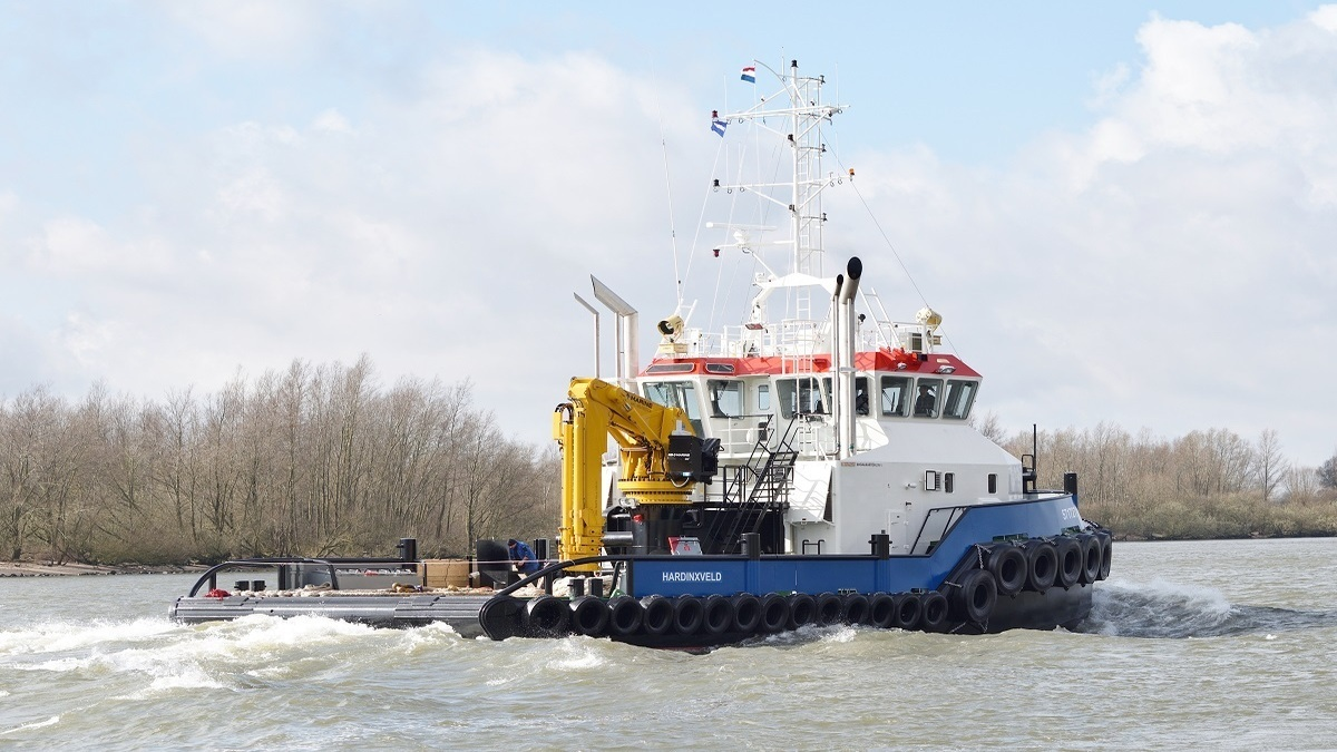 Damen secures order for Shoalbuster 2711