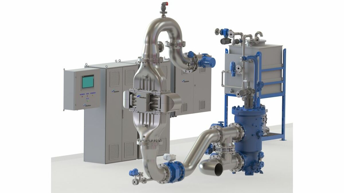 Disruptive best-in-class UV solution for the ballast water treatment market