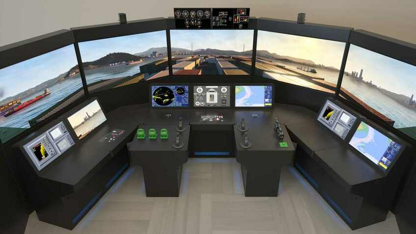 Vessel designers invest in R&D simulation