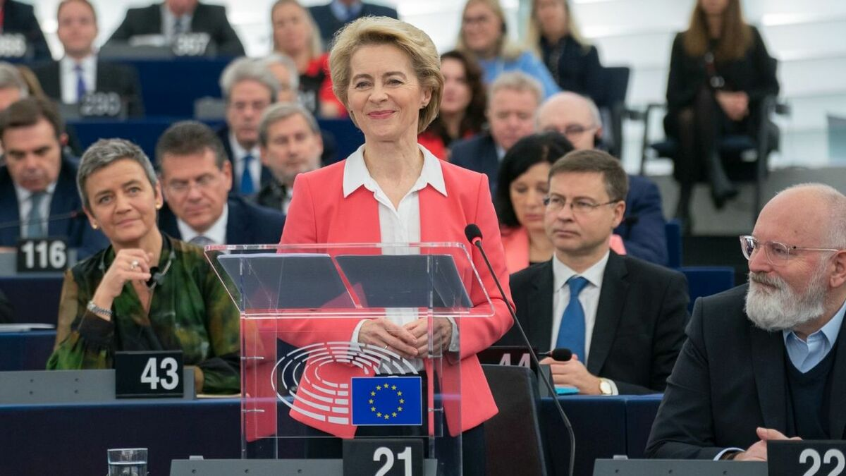 ECSA supports EU Comission president Ursula von der Leyen's Green Deal but says its goals can only be acheived through safeguarding the martime sector