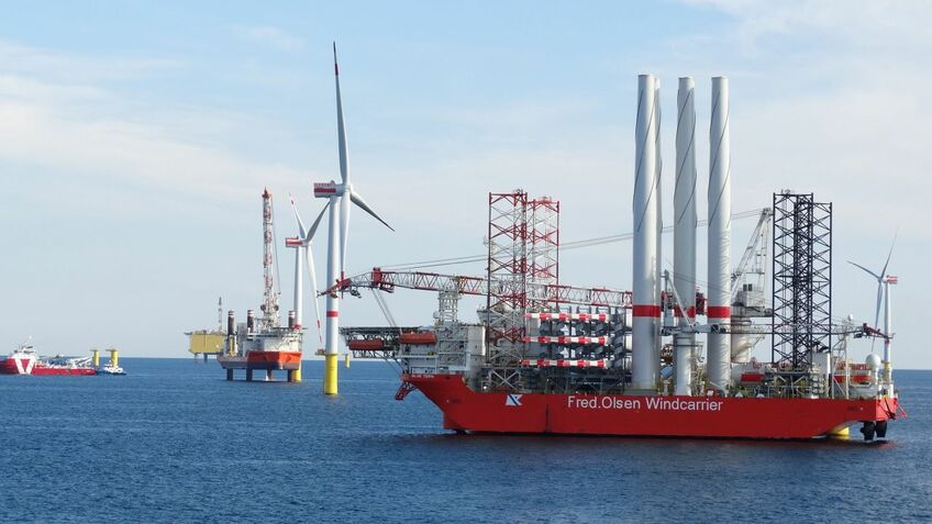 Fred Olsen Windcarrier is well known in Europe and wants to expand its area of operations