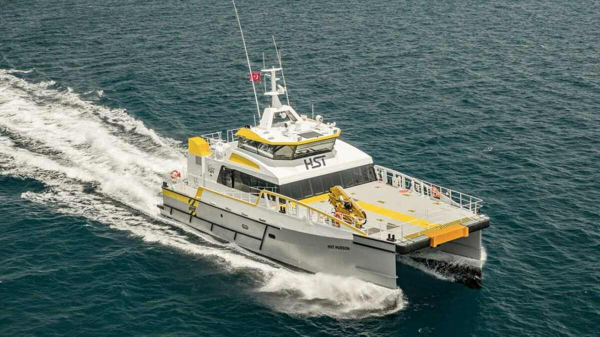 HST Marine is a well-known operator in the offshore wind market in the UK