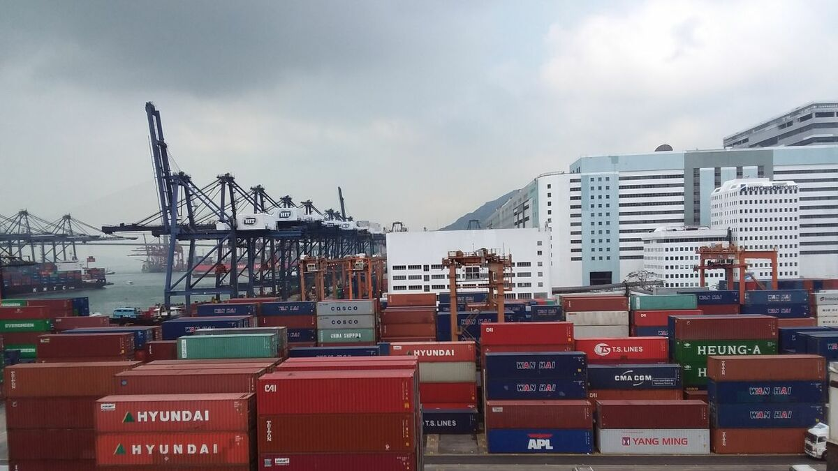 Kwai Tsing container terminal makes Hong Kong the seventh-largest in the world