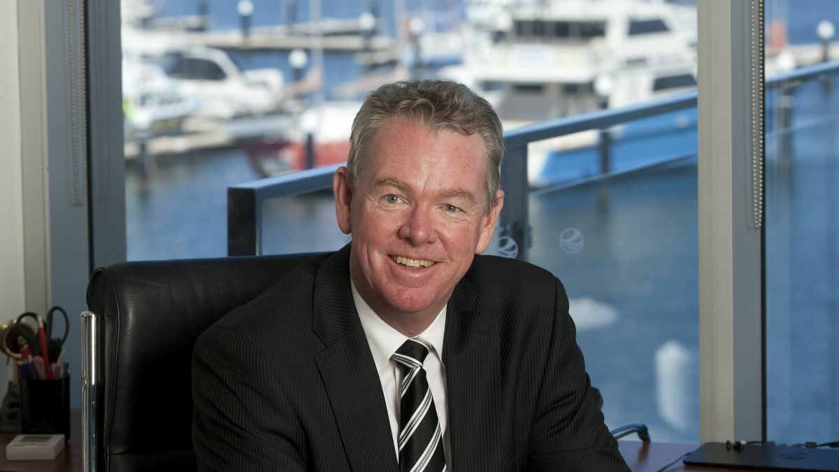 Industry leaders: David Ross, CEO, MMA Offshore Limited
