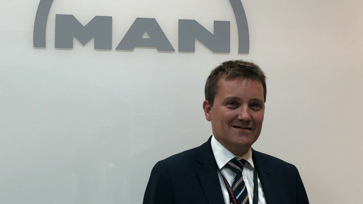"Thomas S Hansen (MAN Energy Solutions): ""We are full steam ahead on our ME-GI Mark II development"""