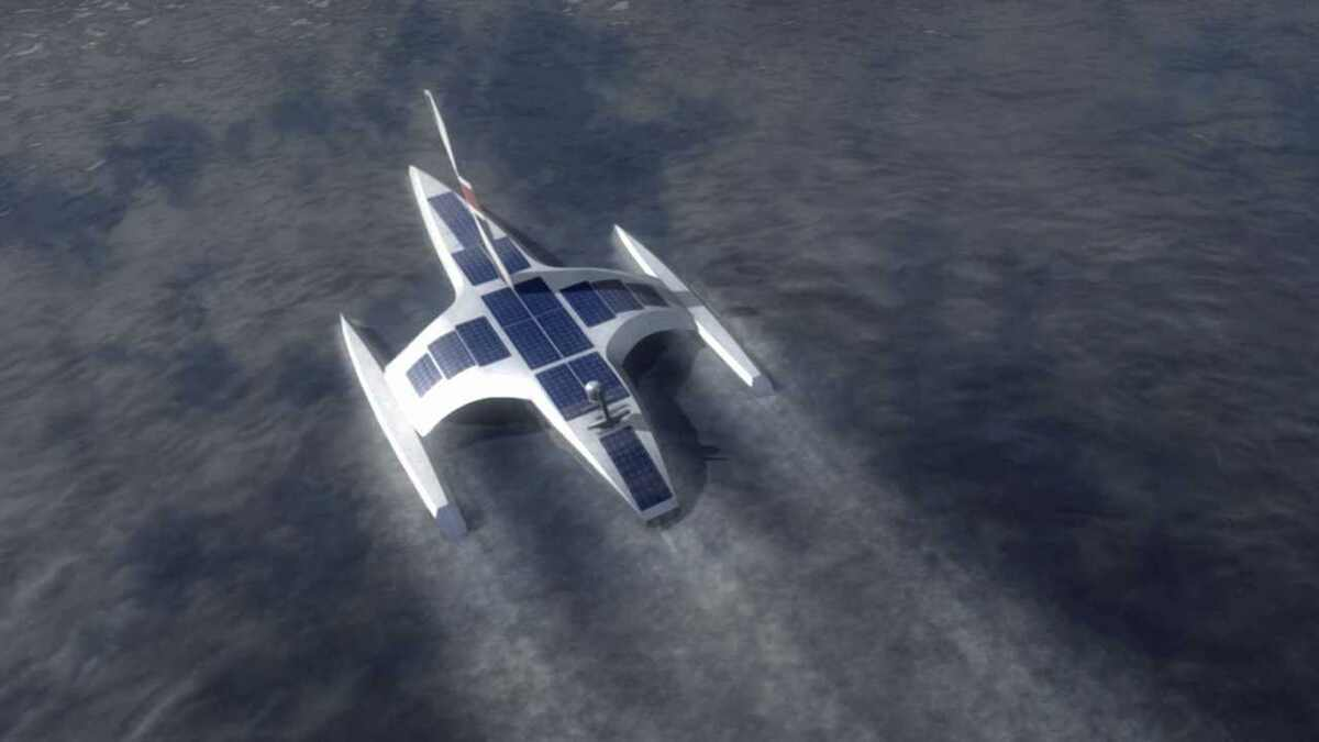 Mayflower Autonomous Ship will demonstrate shipping's future