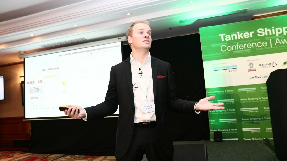 Mikael Laurin (Lean Marine): Saving US$1,000 day is possible