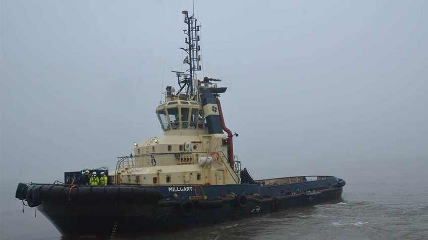 UPDATE: Svitzer reaction to fatal accident report and tug safety