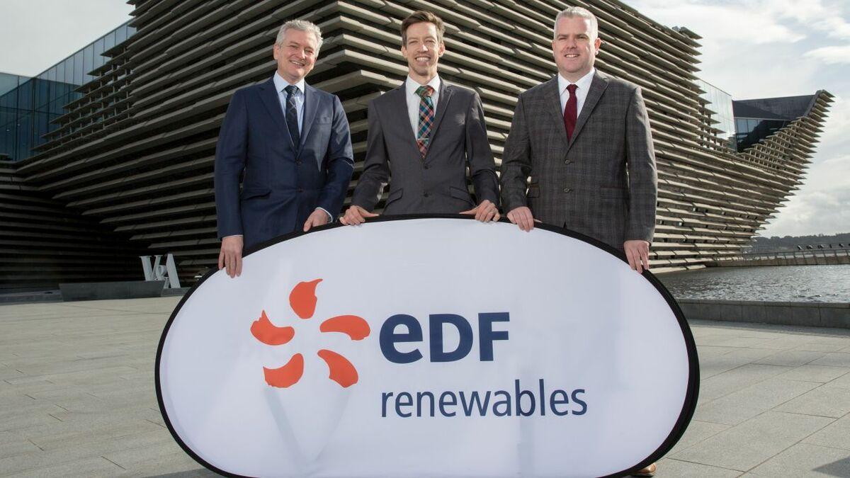 Neart na Gaoithe offshore windfarm to go ahead following FID