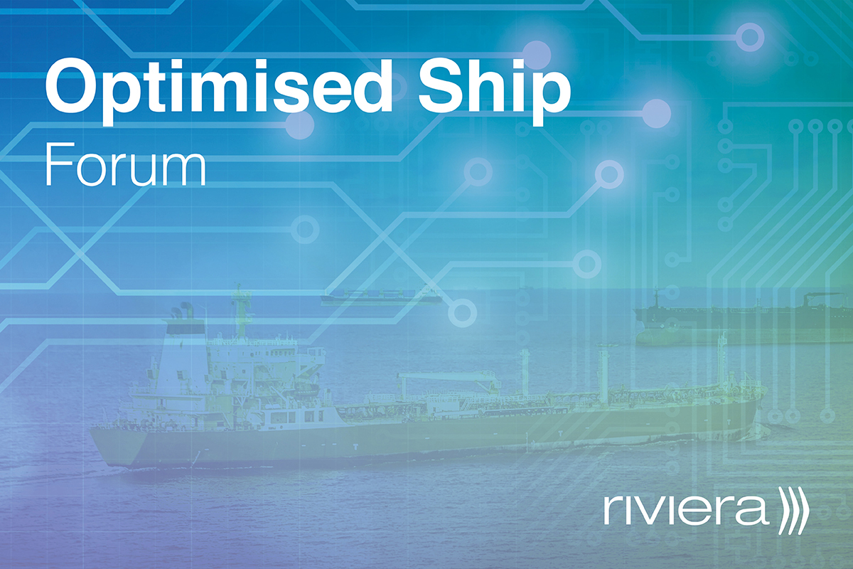 Optimised Ship Forum, Rotterdam