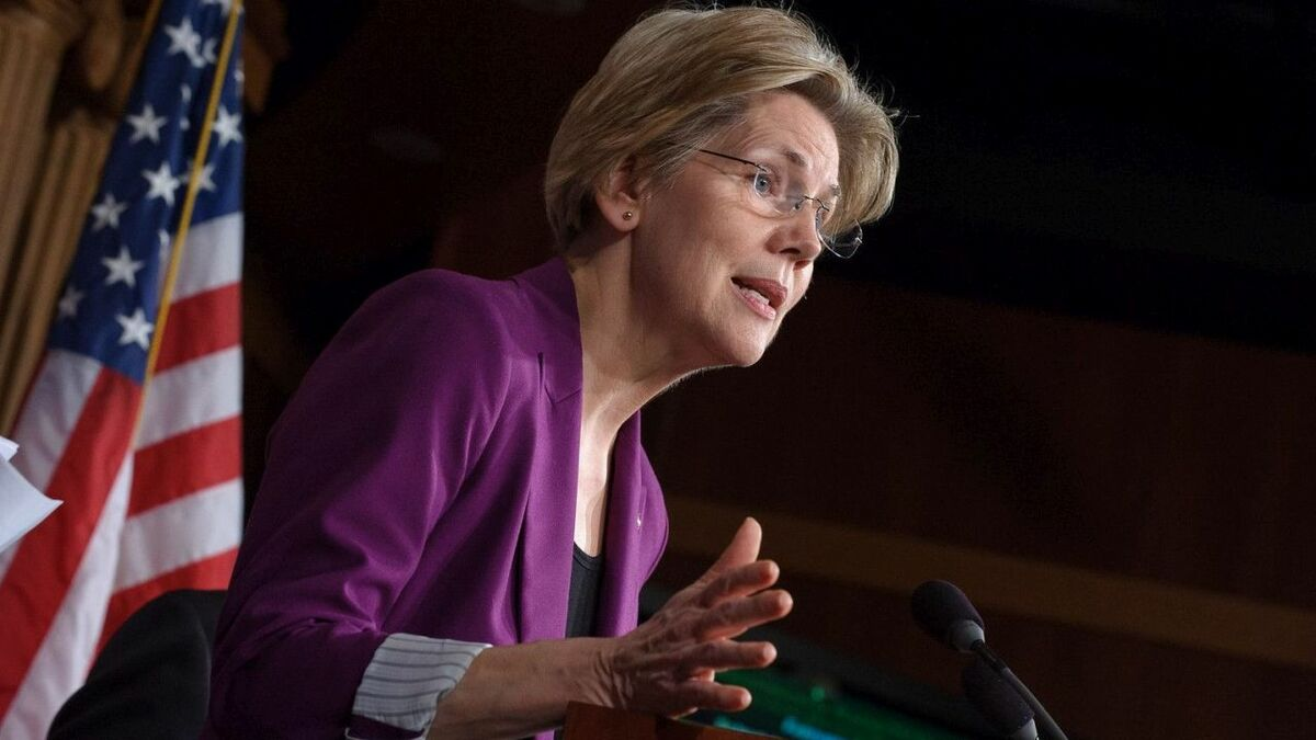 Senator Elizabeth Warren has put offshore wind at the centre of her clean energy plan
