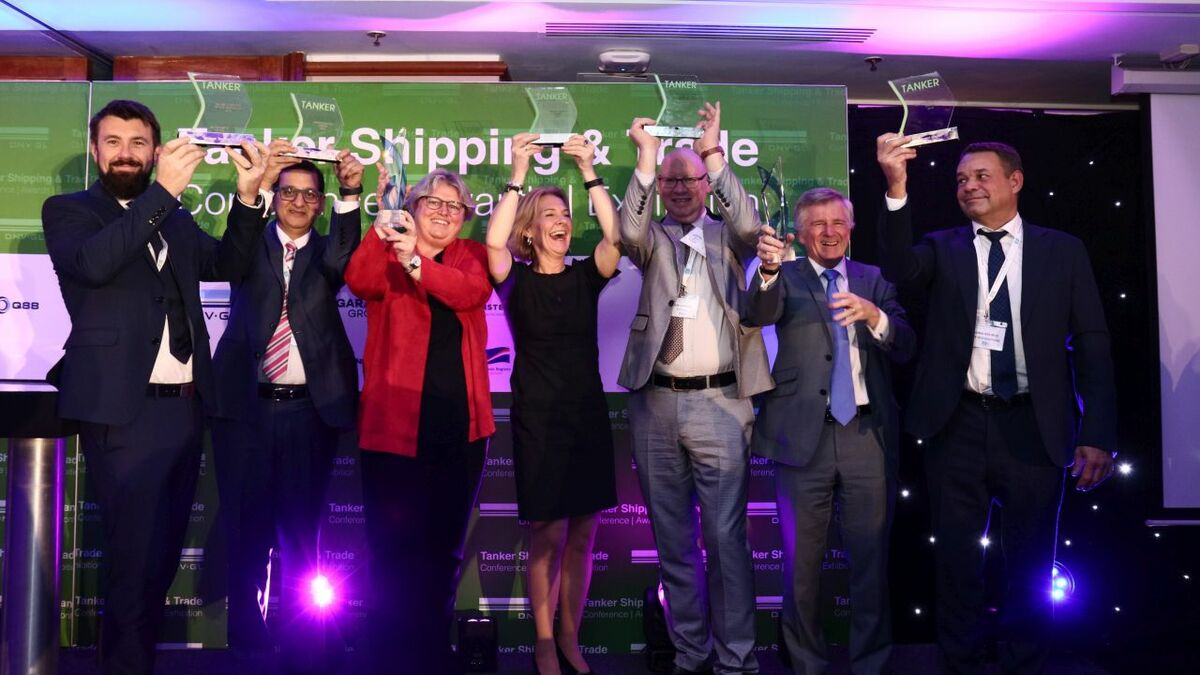Tanker Shipping & Trade Awards: winners announced