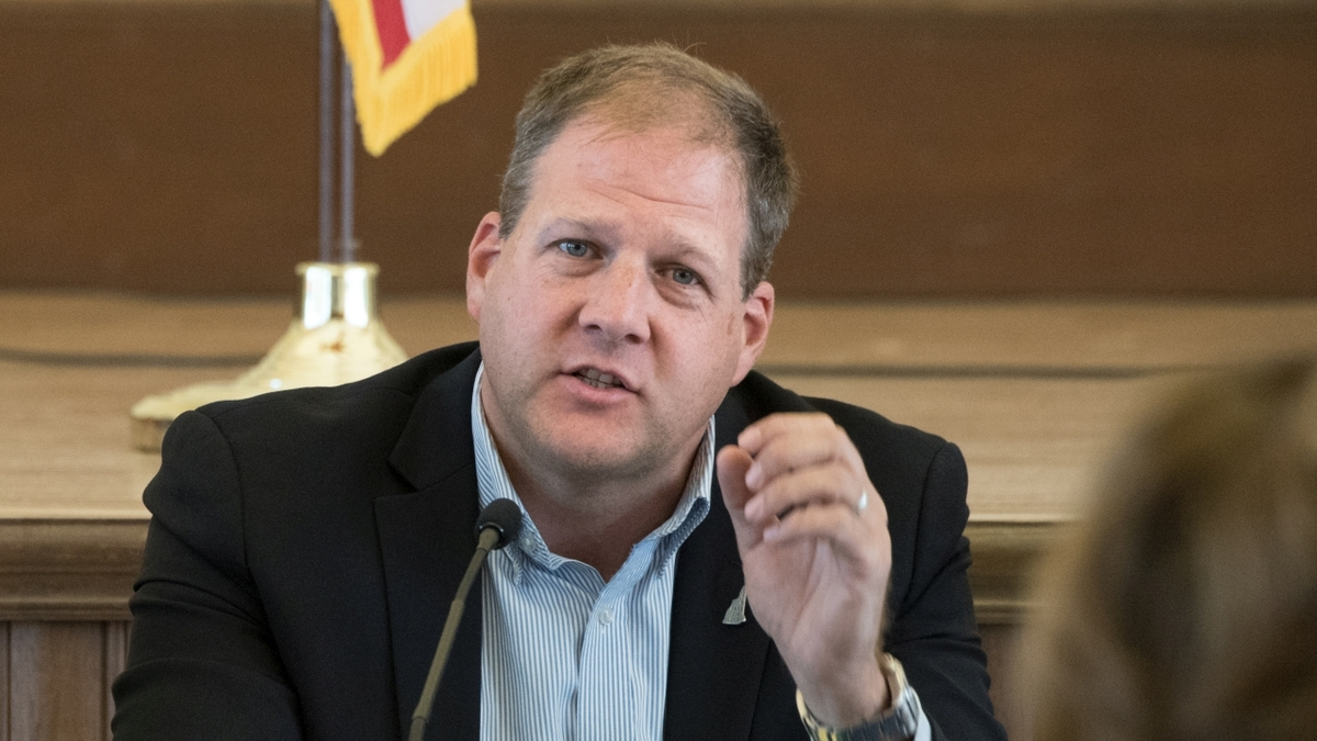 Governor Chris Sununu is taking action to enable New Hampshire to benefit from offshore wind