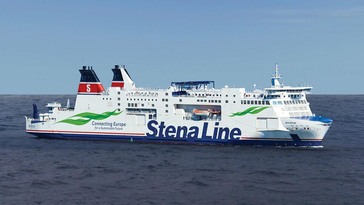 Stena Line invests €5M modernising Trelleborg-Rostock route