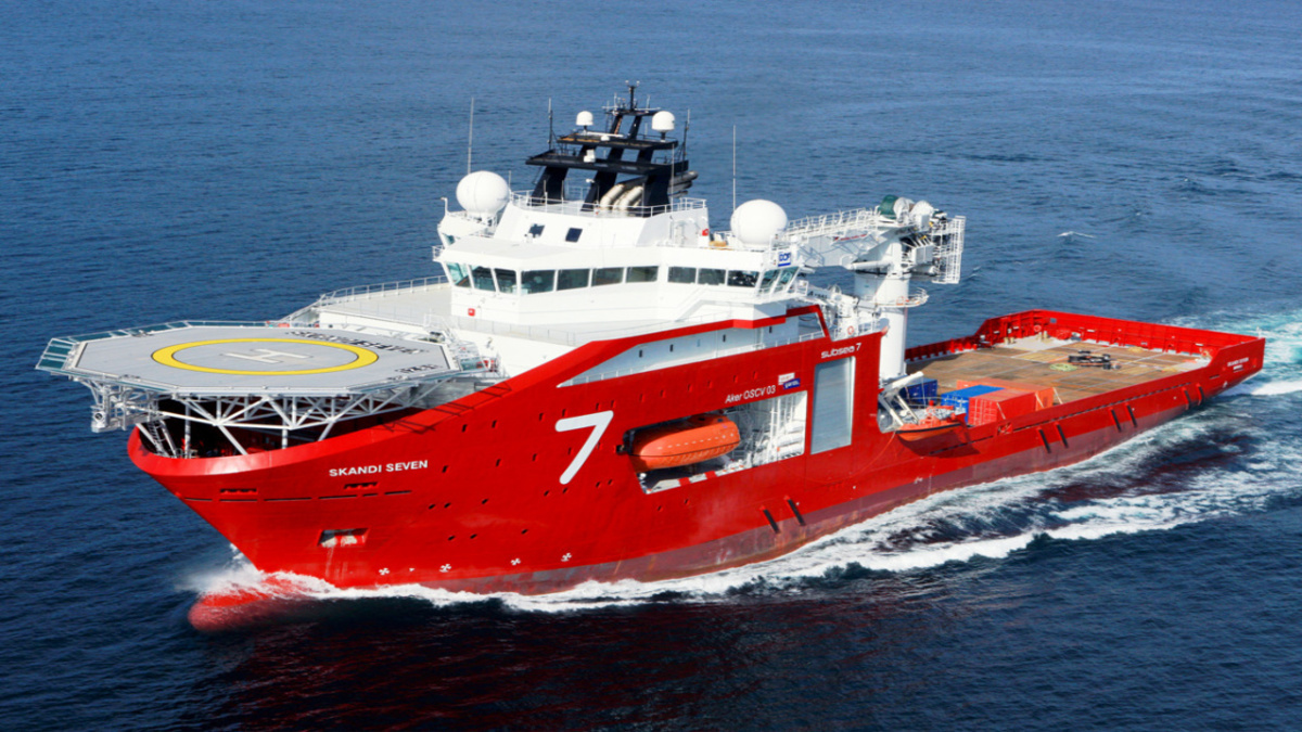 DOF Skandi Seven contracted for African project