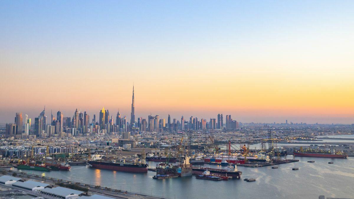 Drydocks World Dubai's available drydock capacity has tightened due to merchant ship upgrade work