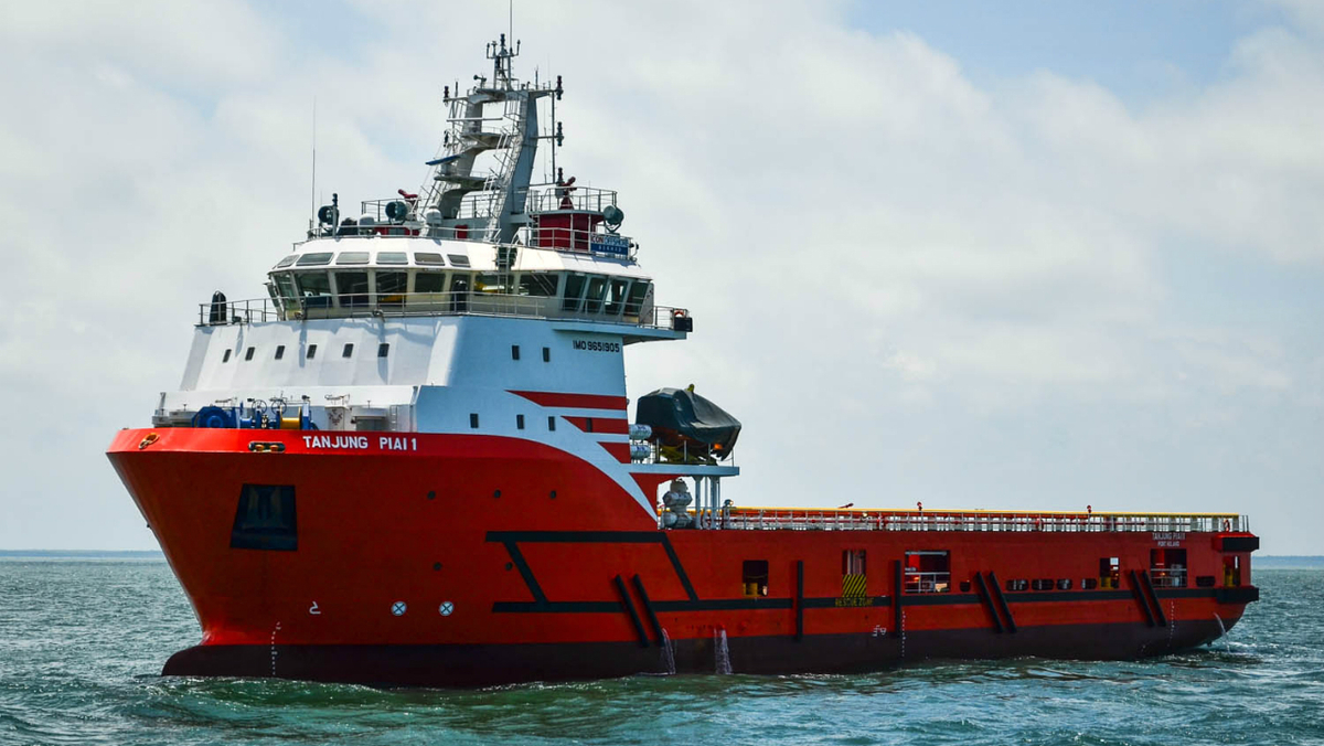 Icon Offshore has several DP 2 class PSVs capable of supporting deepwater operations