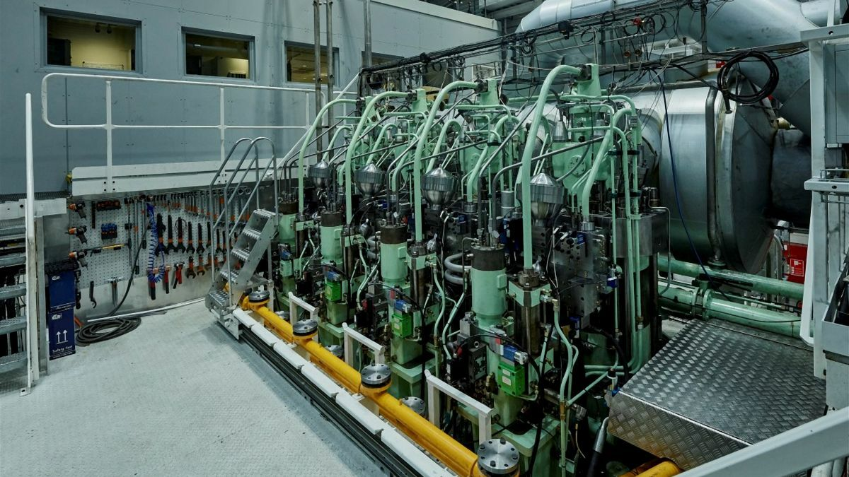 Ammonia shapes up as a fuel of the future