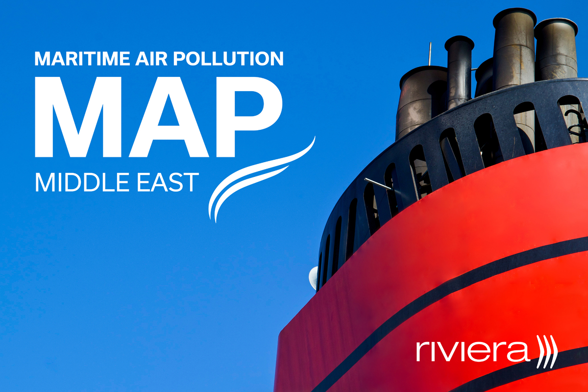 Maritime Air Pollution Conference, Middle East