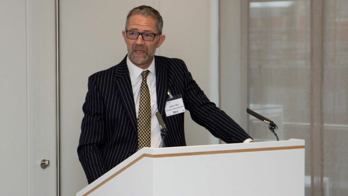 """Mark O'Neil (CSM): """"Digitalisation is a tool in the ship optimisation toolbox"""""""