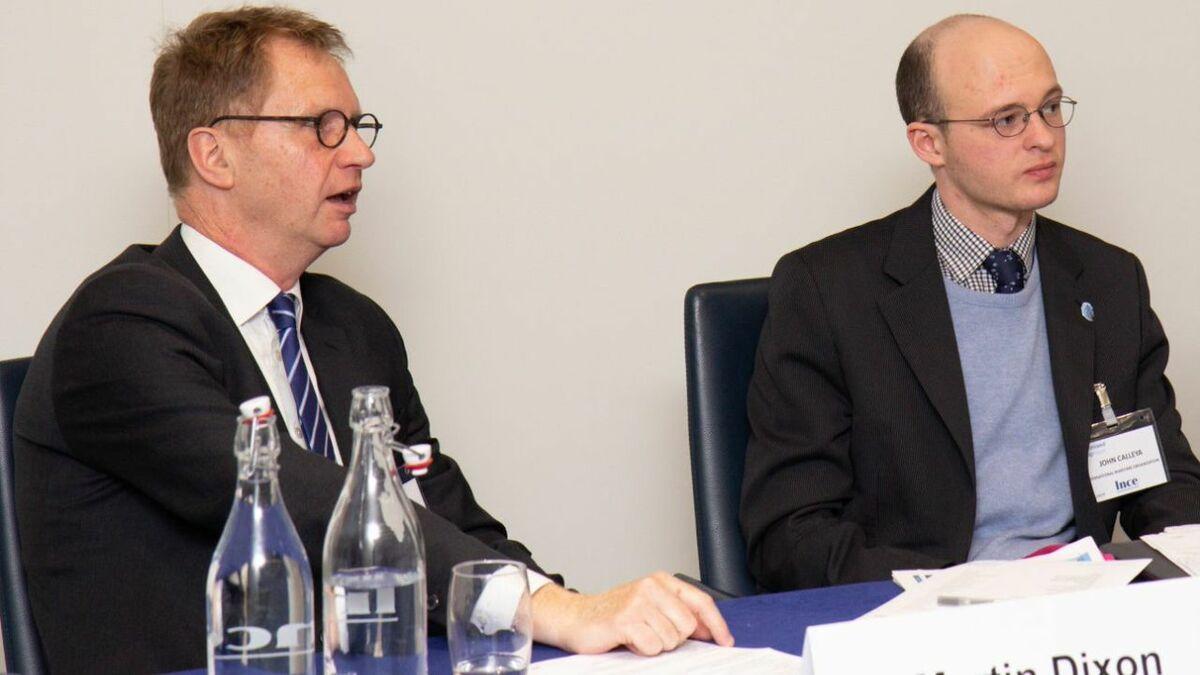 Martin Dixon Drewry and John C IMO at OSF London.jpg