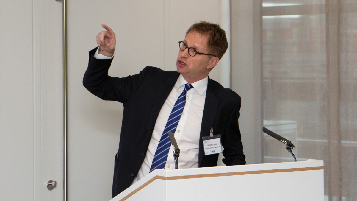"Martin Dixon (Drewry): ""OSV operators face less repair yard capacity and increasing costs"""
