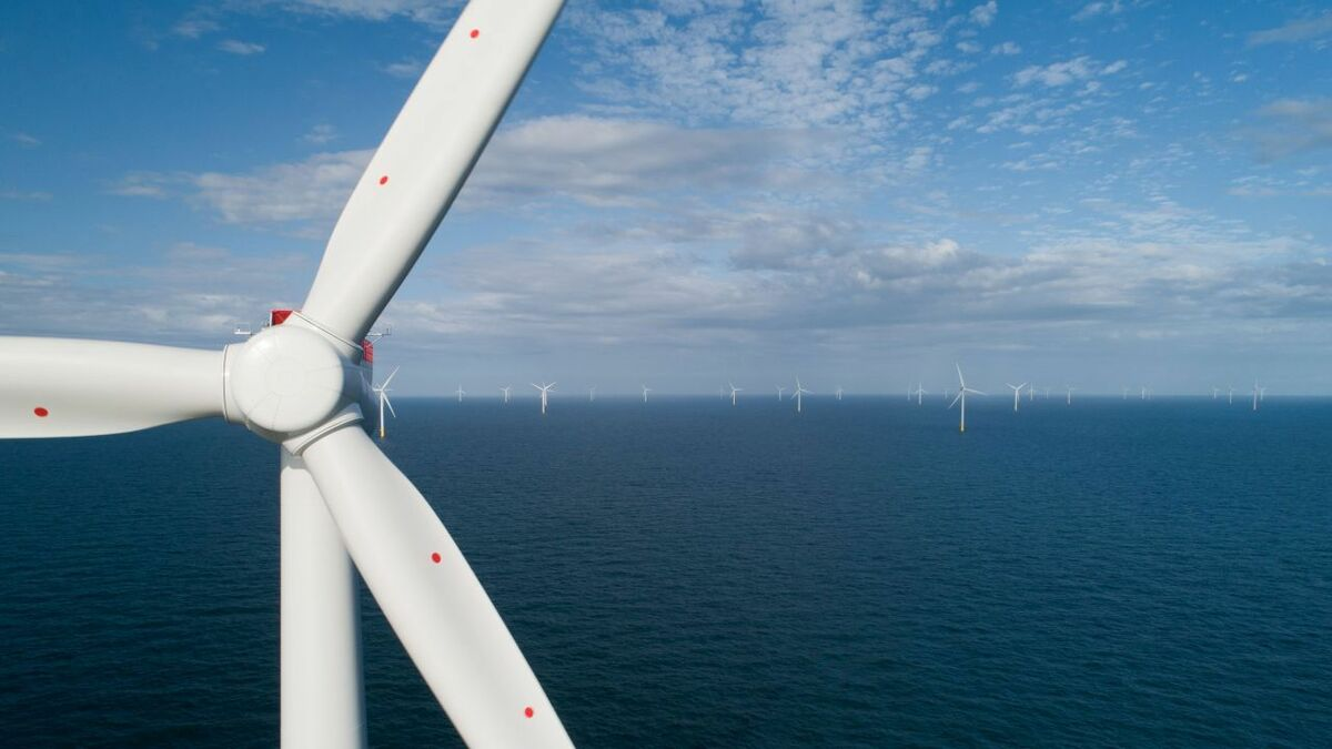 Offshore wind's potential has been recognised worldwide