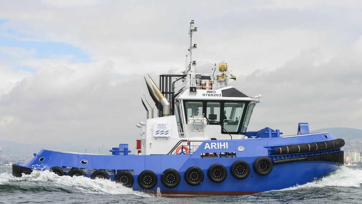 Modutech Marine will build two RAL-designed Z-drive tugs for the US Navy