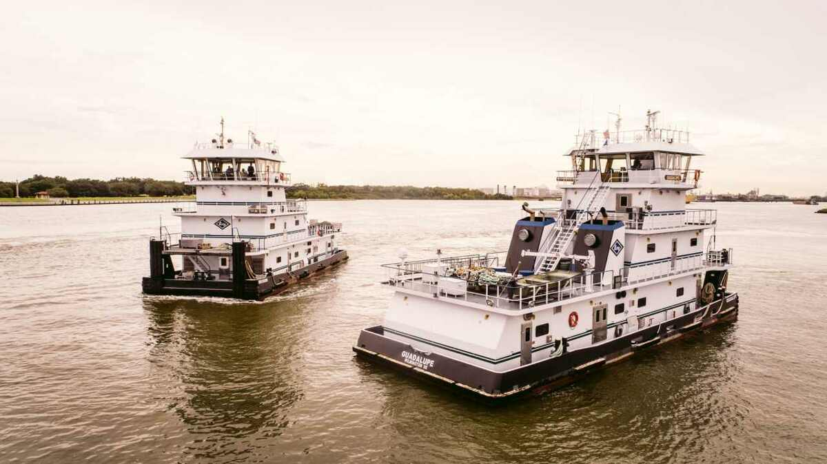 Crews on towage vessels in the Mississippi River system will be tested for drugs in 2020