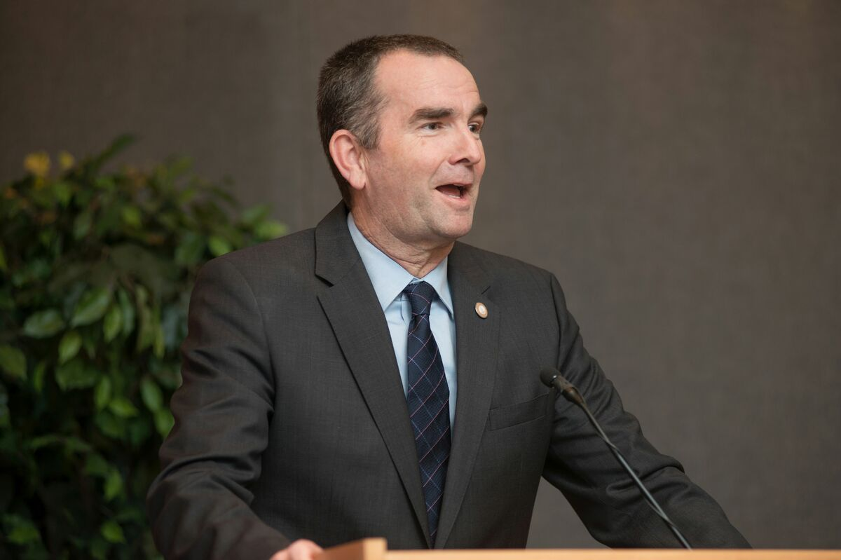 Virginia Governor Ralph Northam is providing funds for offshore wind (photo: Virginia Humanities)