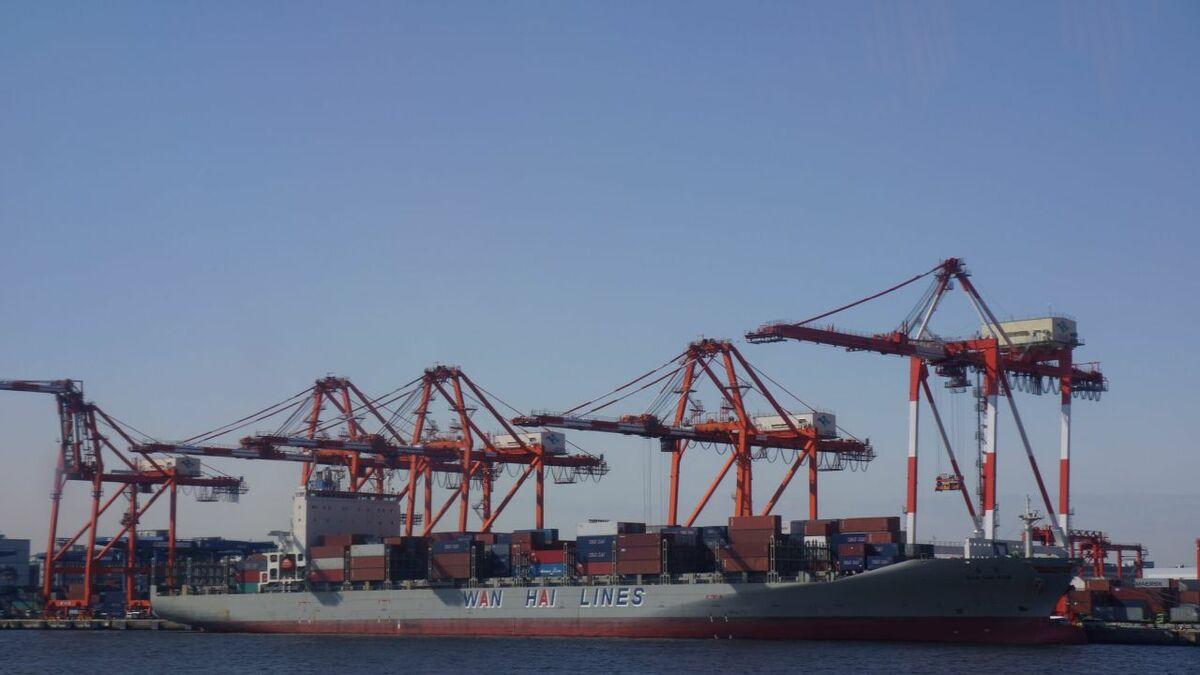 Wan Hai Lines has 20 feeder vessels on order (credit Kentaro Ohno/flickr)