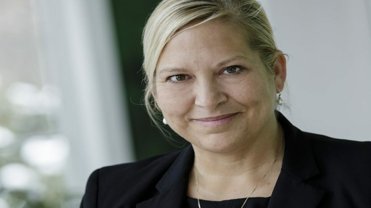 Henriette Thygesen was named CEO of Towage