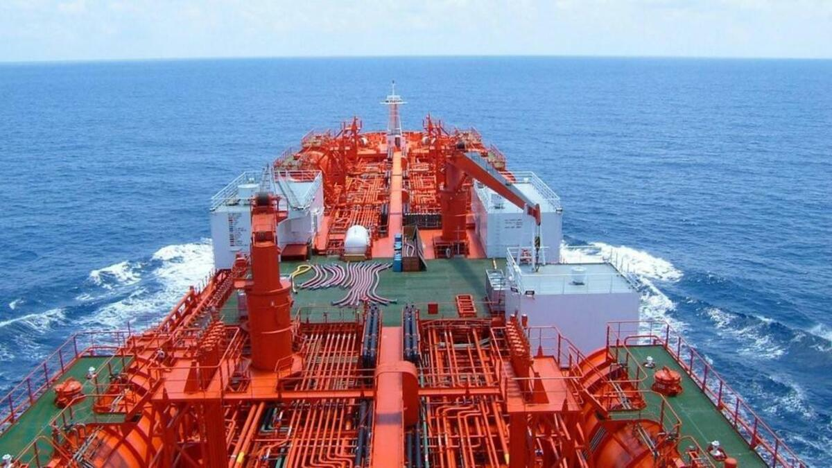 Odfjell marks 10 years of weather routeing