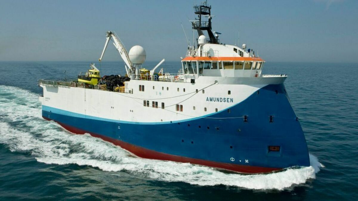 Shearwater Amundsen contracted for offshore field